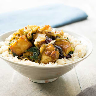 Quick and Easy Tofu Superfood Stir-fry