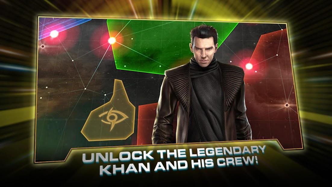 Star Trek™ Fleet Command Android App Screenshot