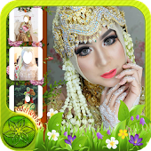 Hijab Kebaya Traditional Bride