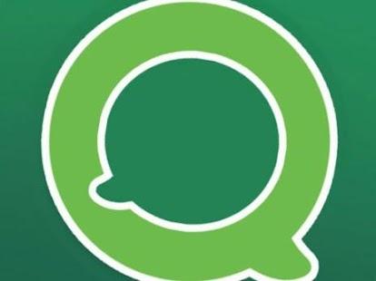 Vision chat - náhled