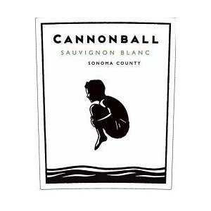 Logo for Cannonball Sauvignon Blanc