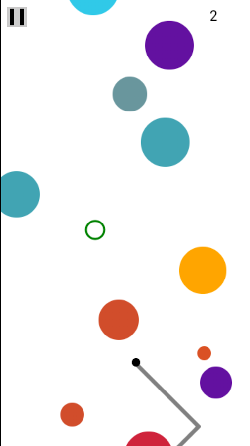 Circles Space- screenshot