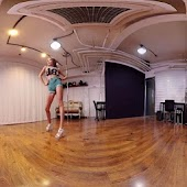 Dancing in 360 Video