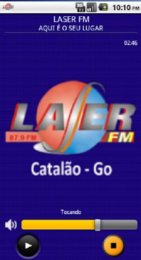 LASER FM - AQUI É O SEU LUGAR