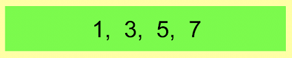 Remember, to find the median here, add the middle two values, then divide by two.