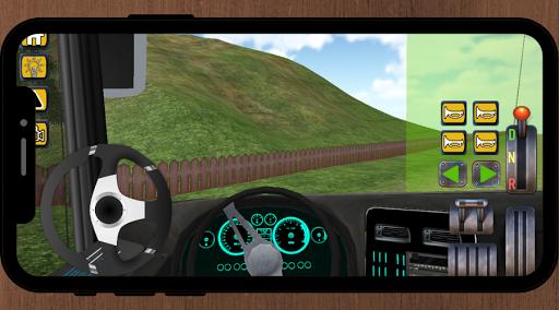 Bus Driving Game: Passenger Transport Simulator 1.1 screenshots 4