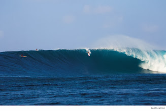 Photo: Photo of the Day: Makua Rothman, Peahi. Photo: Noyle #Surfer #SurferPhotos