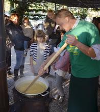 Photo: Dal mais alla Polenta - la cottura