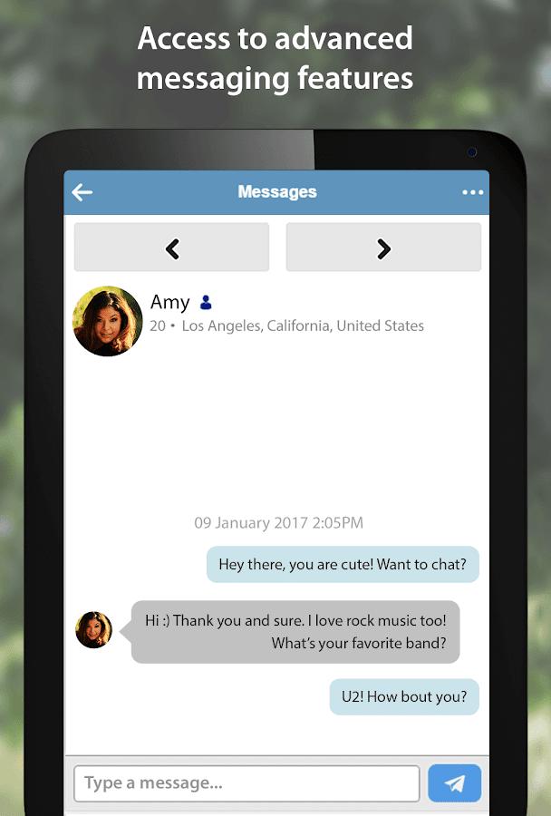 Google plus dating app
