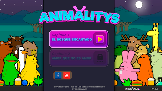 Animalitys - Cuentos- screenshot thumbnail