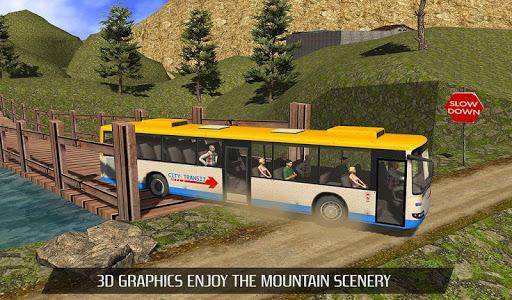Uphill Offroad Bus Driver 2017 1.0.8 screenshots 20