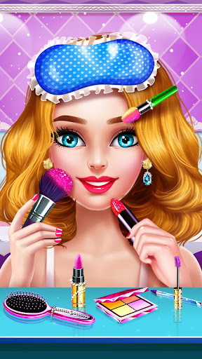 💄👧PJ Party - Princess Salon 2.3.5000 screenshots 1