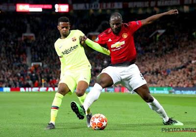 Manchester United et Romelu Lukaku seraient sur la même longueur d'onde pour l'été prochain