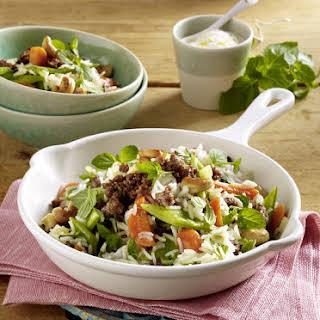 Basmati Rice And Ground Beef Recipes.