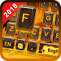 Live Fire GIF Keyboard Theme 20