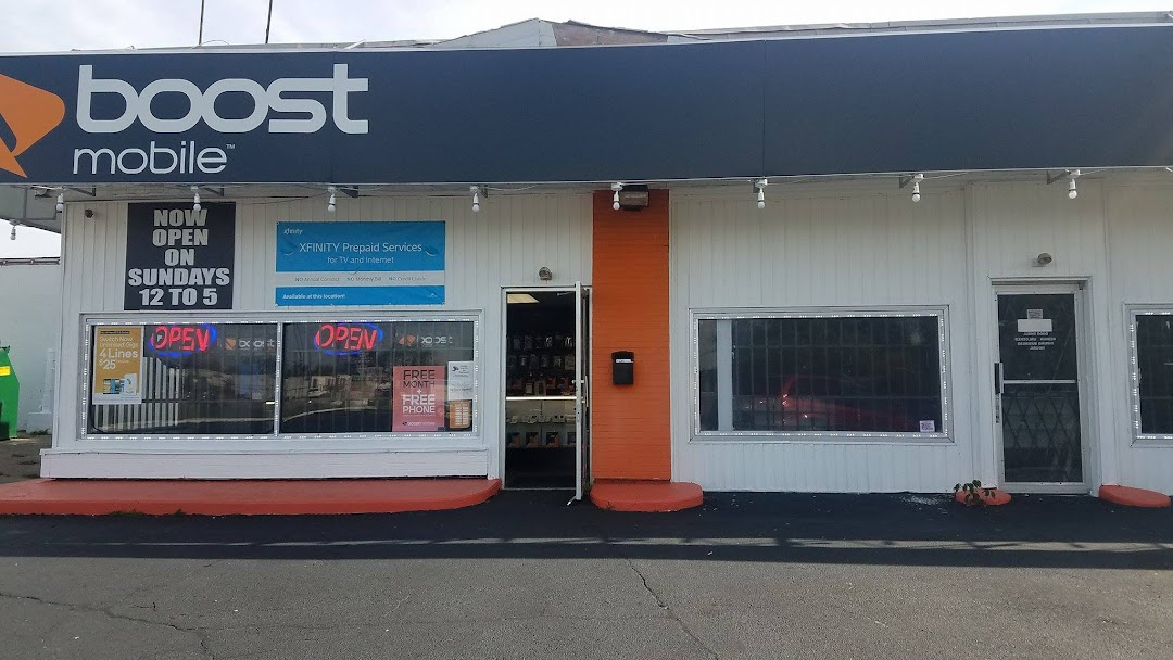 Boost Mobile - Cell Phone Store in Pontiac