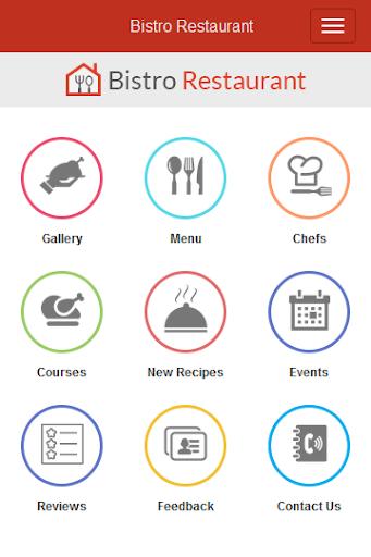 Bistro App