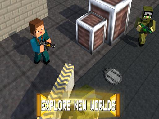 Diverse Block Survival Game 1.52 screenshots 10