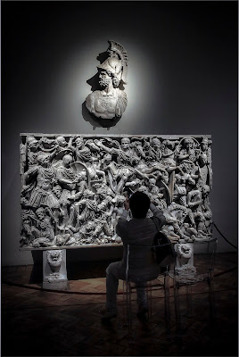 Fare una scultura..... di D. Costantini