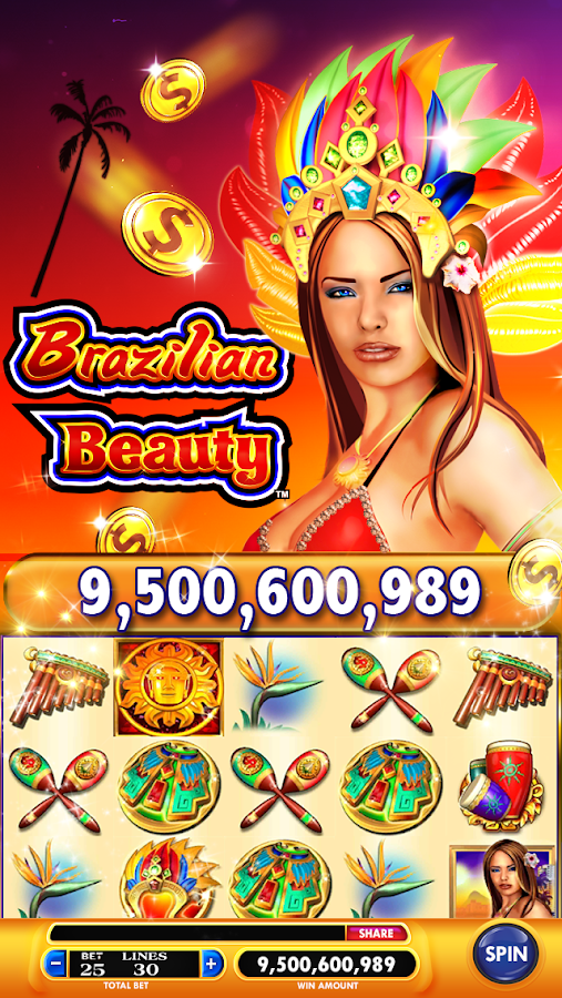 play jackpot party slot machine online  android
