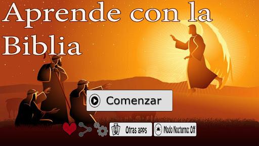 Aprende con la Biblia  screenshots 15