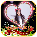 Welcome 2017 Photo Frames icon