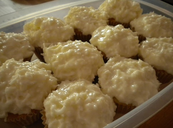 Frosting-Combine the sugar, sour cream and thawed coconut in a medium bowl. Let the...