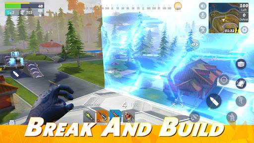 Creative Destruction android2mod screenshots 2