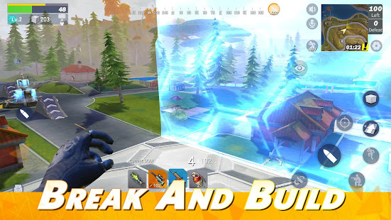 Creative Destruction v 2 0 1681 apk + hack (Mega mod) for