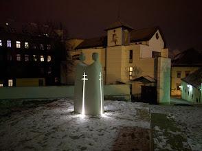 Photo: Interesting sculpture.