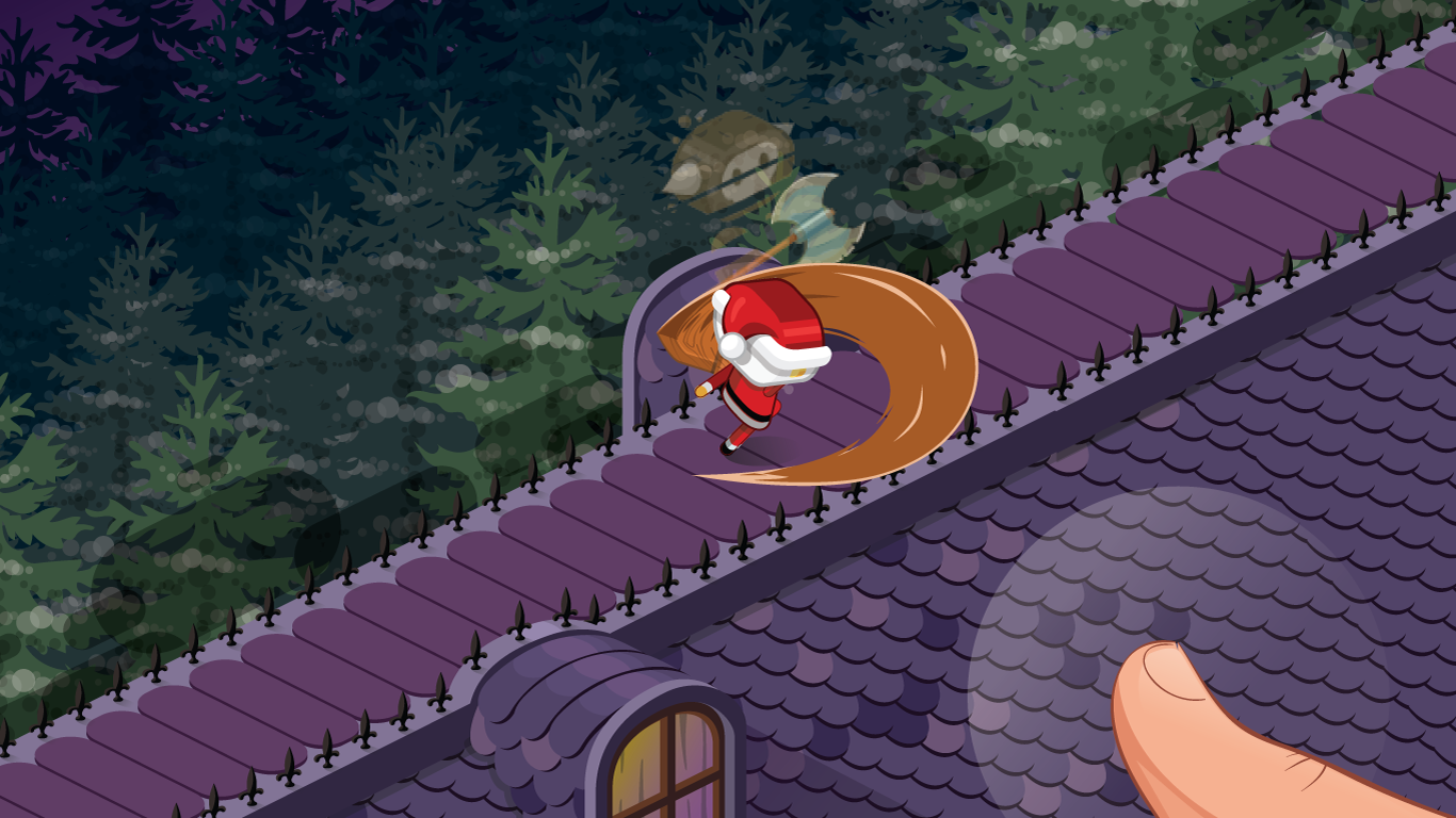 Don't Kill Santa- screenshot