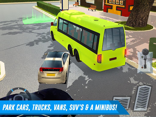 Shopping Mall Car & Truck Parking  screenshots 9