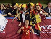 Red Flames: Janice Cayman, Aline Zeler et Ives Serneels ont déjà le regard tourné vers Suisse-Belgique