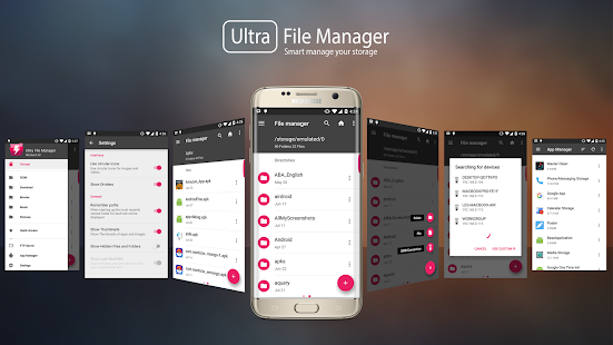 How to install Ultra File Manager (Explorer) patch 1.0.1 apk for pc