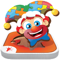 Toddler Kids Puzzles PUZZINGO icon