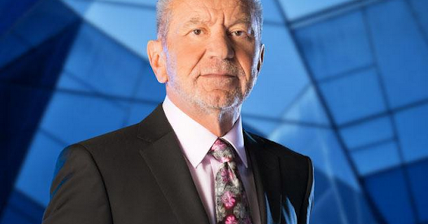BBC bosses told Lord Sugar to remove Amstrad phone from Apprentice boardroom