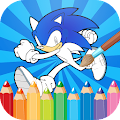 Coloring Book for Sonig APK