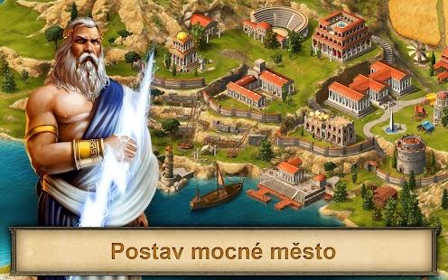 Grepolis - Strategické MMO - náhled