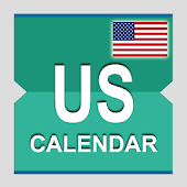 USA Holidays Calendar
