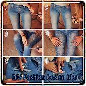 DIY Fashion Design Idea