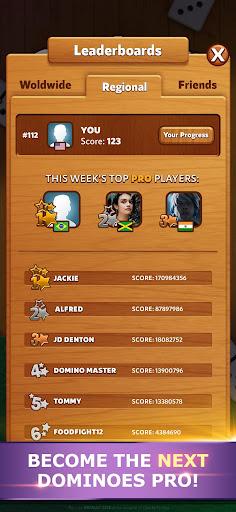 Dominoes Pro | Play Offline or Online With Friends 8.05 screenshots 5