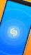 screenshot of Shazam
