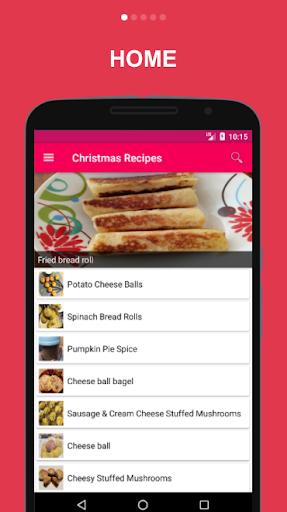 1000 Christmas Recipes 1.0 screenshots 1