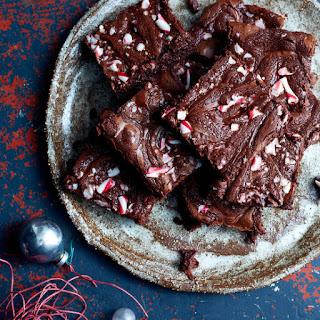 Chocolate-Peppermint Brownies