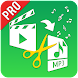 Video to MP3 Pro: Ringtone Maker, MP3 Compressor