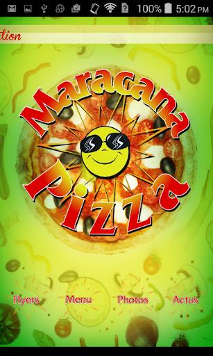 Pizza Maracana