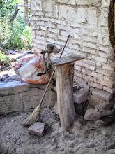 Photo: macinino per macinare il mais