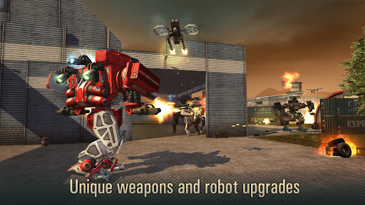 WWR: Warfare Robots Game 3.23.1 de.gamequotes.net 2