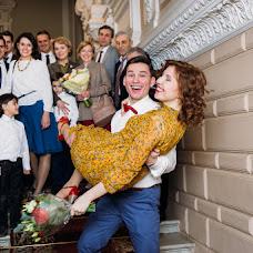 Wedding photographer Artem Vazhinskiy (Times). Photo of 17.07.2018