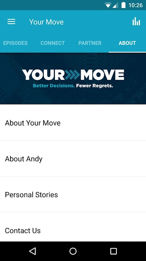 Your Move With Andy Stanley- screenshot